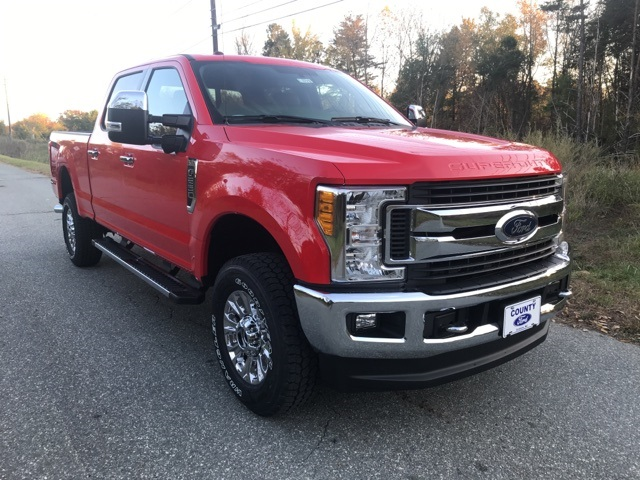 2017 F-250 Crew Cab 4x4 Pickup #178221 - photo 3