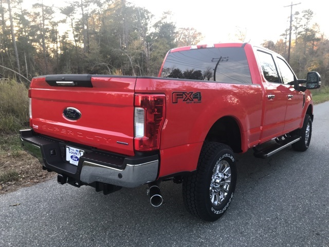 2017 F-250 Crew Cab 4x4 Pickup #178221 - photo 7