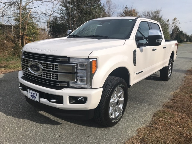 2017 F-250 Crew Cab 4x4, Pickup #178240 - photo 1
