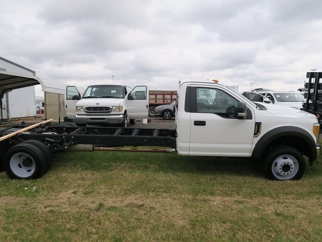 2017 F-550 Regular Cab DRW 4x2,  Cab Chassis #178592 - photo 5