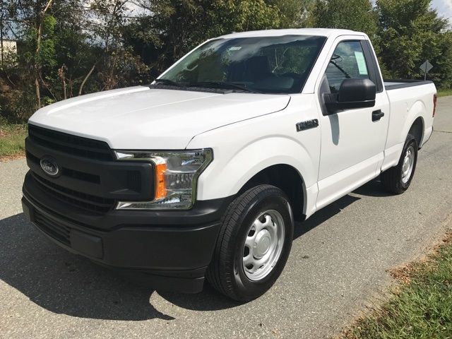 2018 F-150 Regular Cab 4x2,  Pickup #188142 - photo 1