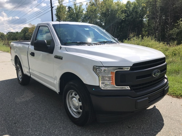 2018 F-150 Regular Cab 4x2,  Pickup #188142 - photo 3