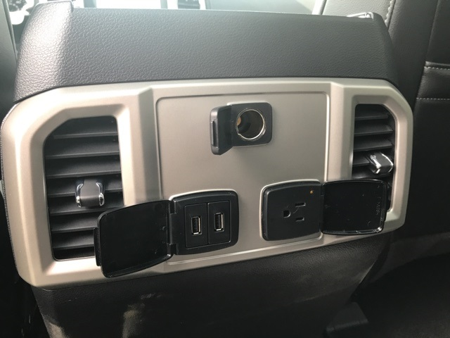 2018 F-150 Crew Cab 4x4 Pickup #188147 - photo 21