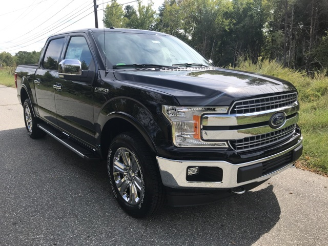 2018 F-150 Crew Cab 4x4 Pickup #188147 - photo 23