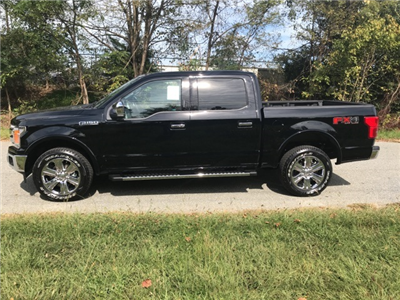 2018 F-150 Crew Cab 4x4 Pickup #188147 - photo 28