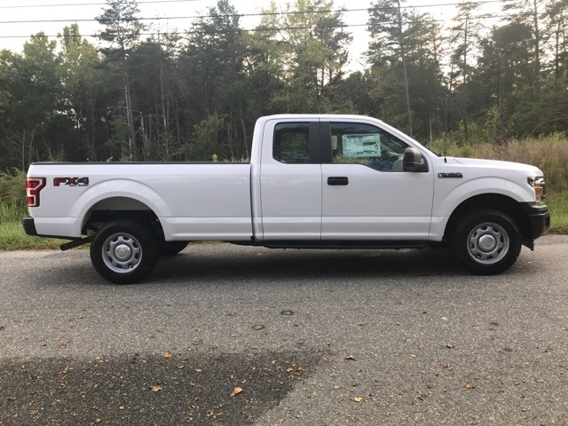 2018 F-150 Super Cab 4x4 Pickup #188161 - photo 5