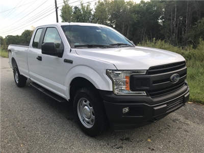 2018 F-150 Super Cab 4x4 Pickup #188161 - photo 3