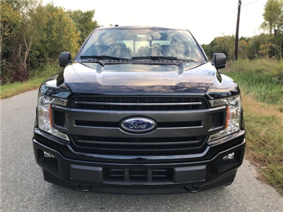 2018 F-150 Crew Cab 4x4 Pickup #188180 - photo 11