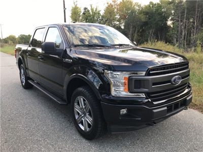2018 F-150 Crew Cab 4x4 Pickup #188180 - photo 3