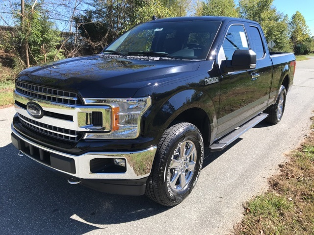 2018 F-150 Super Cab 4x4 Pickup #188195 - photo 1
