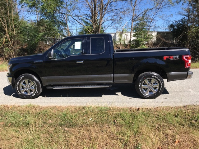 2018 F-150 Super Cab 4x4,  Pickup #188195 - photo 9