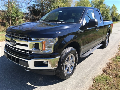 2018 F-150 Super Cab 4x4 Pickup #188195 - photo 10
