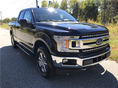 2018 F-150 Super Cab 4x4 Pickup #188195 - photo 3