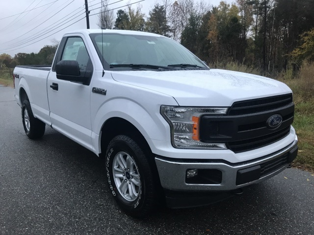 2018 F-150 Regular Cab 4x4, Pickup #188227 - photo 4