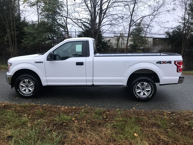 2018 F-150 Regular Cab 4x4, Pickup #188227 - photo 8
