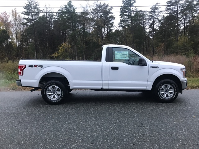 2018 F-150 Regular Cab 4x4, Pickup #188227 - photo 6