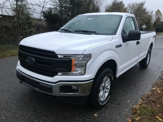 2018 F-150 Regular Cab 4x4, Pickup #188227 - photo 1