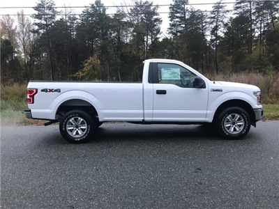 2018 F-150 Regular Cab 4x4, Pickup #188227 - photo 3