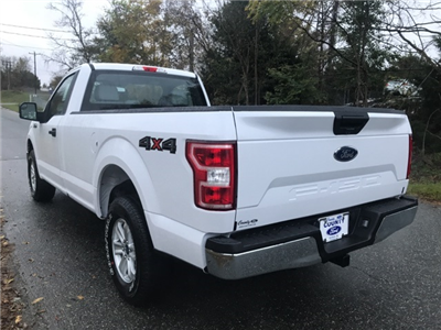 2018 F-150 Regular Cab 4x4, Pickup #188227 - photo 2