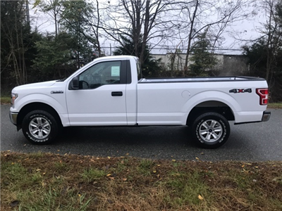 2018 F-150 Regular Cab 4x4, Pickup #188227 - photo 9