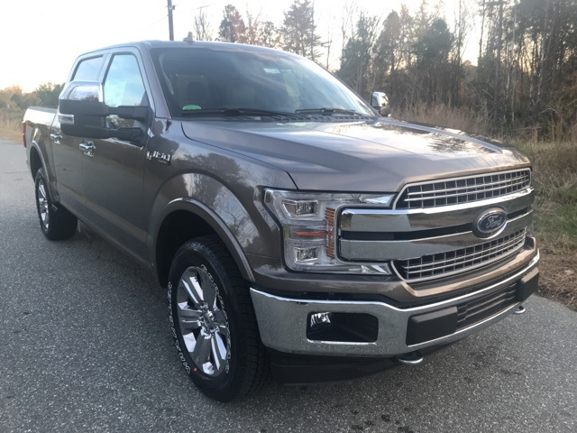 2018 F-150 Crew Cab 4x4 Pickup #188244 - photo 3