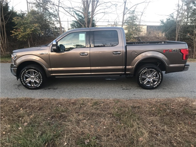 2018 F-150 Crew Cab 4x4 Pickup #188244 - photo 10