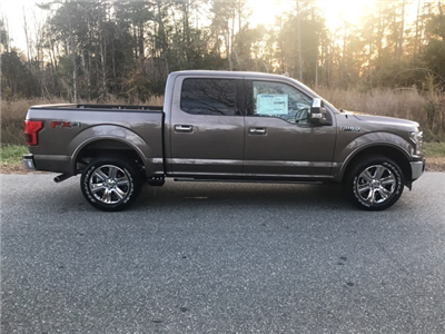 2018 F-150 Crew Cab 4x4 Pickup #188244 - photo 7