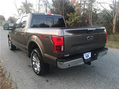 2018 F-150 Crew Cab 4x4 Pickup #188244 - photo 2