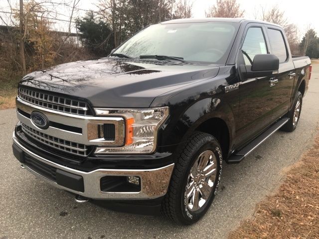 2018 F-150 Crew Cab 4x4 Pickup #188255 - photo 1