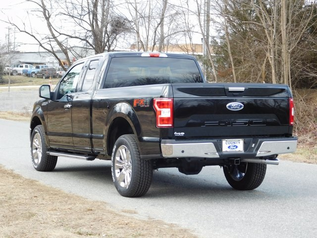2018 F-150 Super Cab 4x4, Pickup #188321 - photo 2