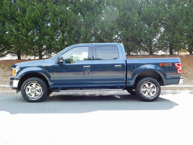 2018 F-150 Crew Cab 4x4, Pickup #188349 - photo 9