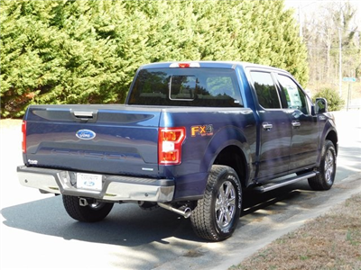 2018 F-150 Crew Cab 4x4, Pickup #188349 - photo 4