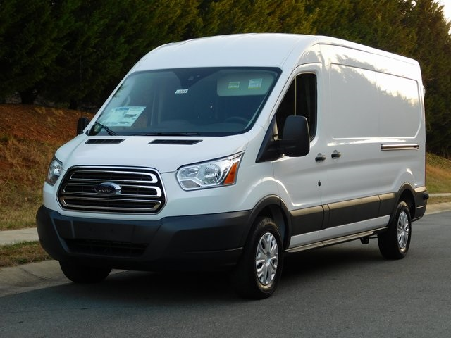 2018 Transit 150 Med Roof 4x2,  Empty Cargo Van #188353 - photo 8