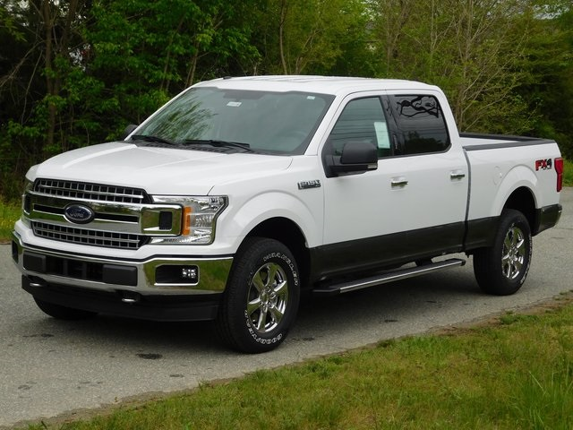 2018 F-150 SuperCrew Cab 4x4, Pickup #188416 - photo 1