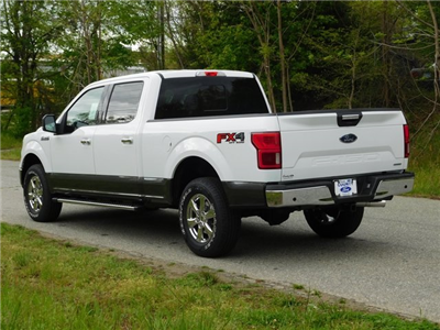 2018 F-150 SuperCrew Cab 4x4, Pickup #188416 - photo 2