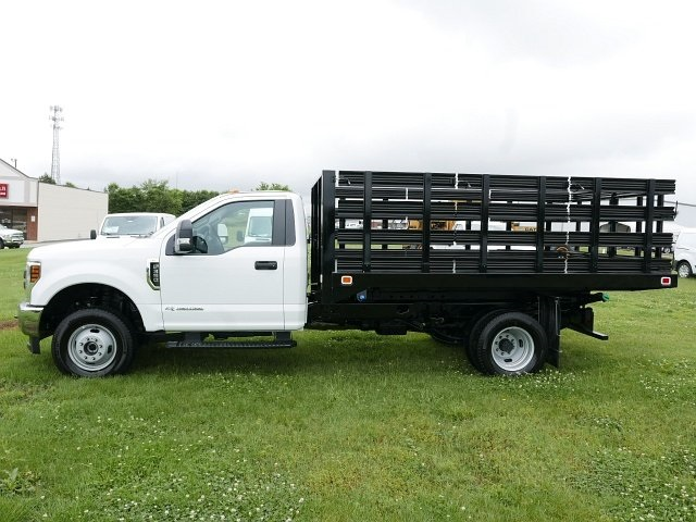 2018 F-350 Regular Cab DRW 4x4,  Knapheide Stake Bed #188451 - photo 5