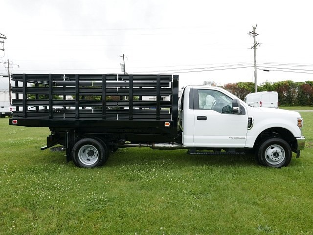 2018 F-350 Regular Cab DRW 4x4,  Knapheide Stake Bed #188451 - photo 7