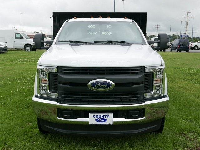 2018 F-350 Regular Cab DRW 4x4,  Knapheide Stake Bed #188451 - photo 8
