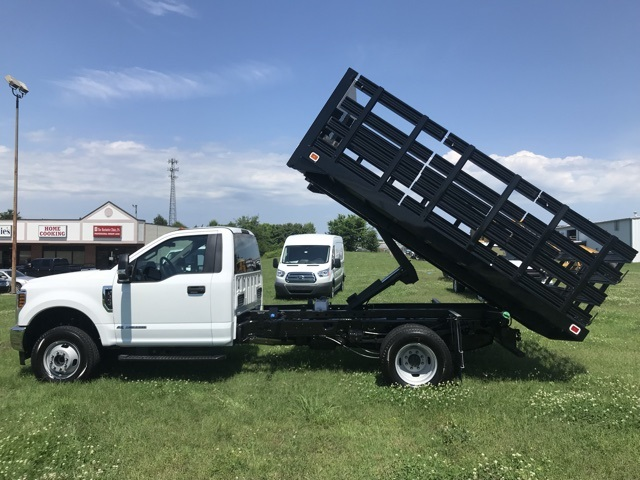 2018 F-350 Regular Cab DRW 4x4,  Knapheide Value-Master X Stake Bed #188451 - photo 23