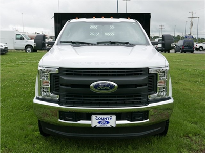 2018 F-350 Regular Cab DRW 4x4,  Stake Bed #188451 - photo 8