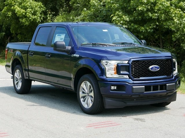 2018 F-150 SuperCrew Cab 4x2,  Pickup #188473 - photo 3