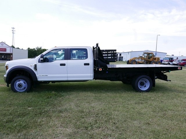 2018 F-450 Crew Cab DRW 4x4,  Knapheide Platform Body #188503 - photo 3