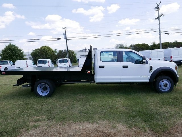 2018 F-450 Crew Cab DRW 4x4,  Knapheide Platform Body #188503 - photo 6
