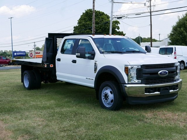 2018 F-450 Crew Cab DRW 4x4,  Knapheide Platform Body #188503 - photo 7