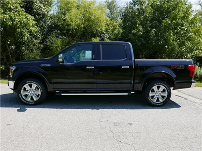2018 F-150 SuperCrew Cab 4x4,  Pickup #188539 - photo 5