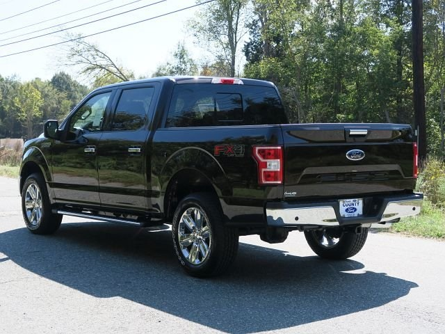 2018 F-150 SuperCrew Cab 4x4,  Pickup #188585 - photo 2