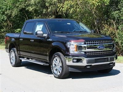 2018 F-150 SuperCrew Cab 4x4,  Pickup #188585 - photo 3