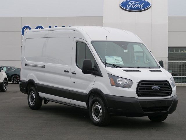 2019 Transit 250 Med Roof 4x2,  Empty Cargo Van #198673 - photo 3