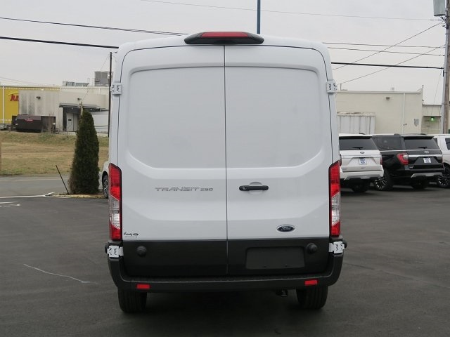 2019 Transit 250 Med Roof 4x2,  Empty Cargo Van #198673 - photo 6