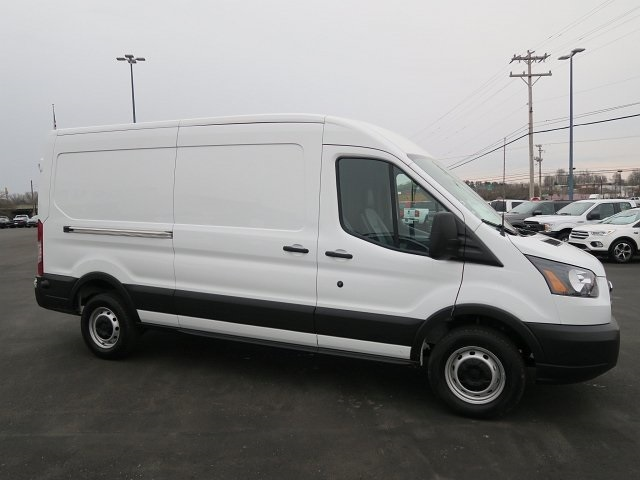 2019 Transit 250 Med Roof 4x2,  Empty Cargo Van #198673 - photo 7